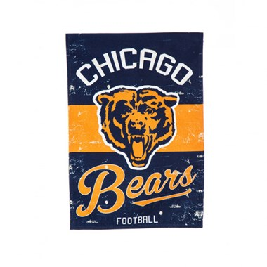 chicago-bears-vintage-linen-garden-flag